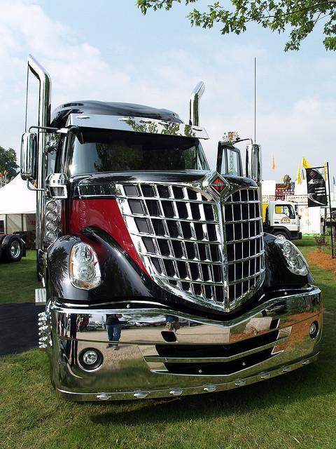 Fergus Truck Show