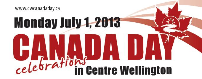 Canada Day Fergus Elora 2013