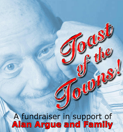 Toast of the Towns 2013 - Alan Argue - featured