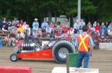 Tractor Pull Fergus Fall Fair