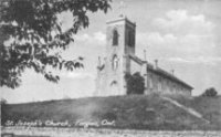 St. Joseph's Church ca. 1910