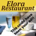 Elora Restaurant - This could have been your ad!