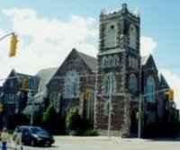 Melville United Church in 2000